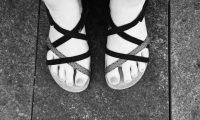 Sandal-guide